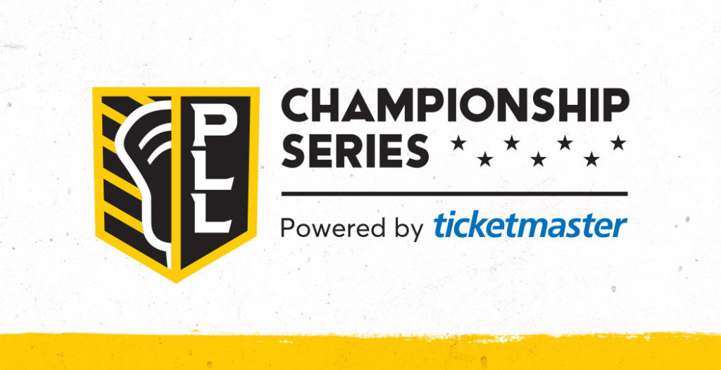 PLL Championship Series Presented by Ticketmaster Banner